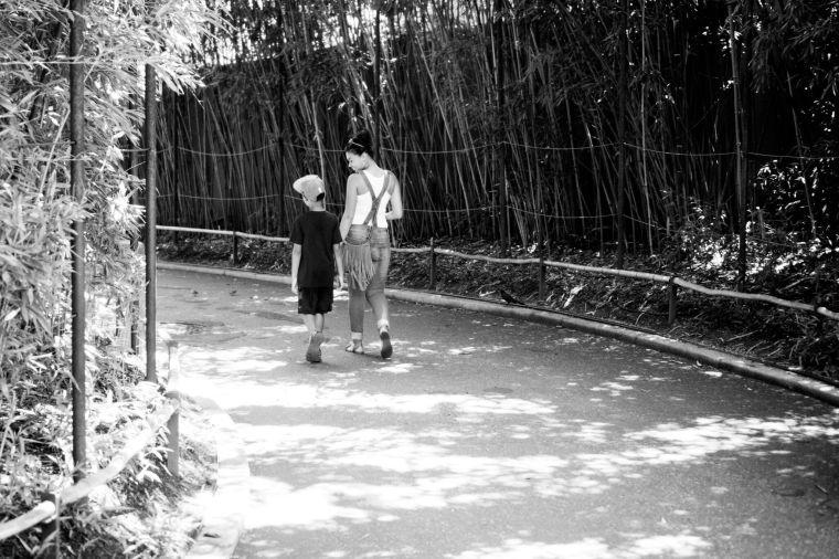 me and khi zoo