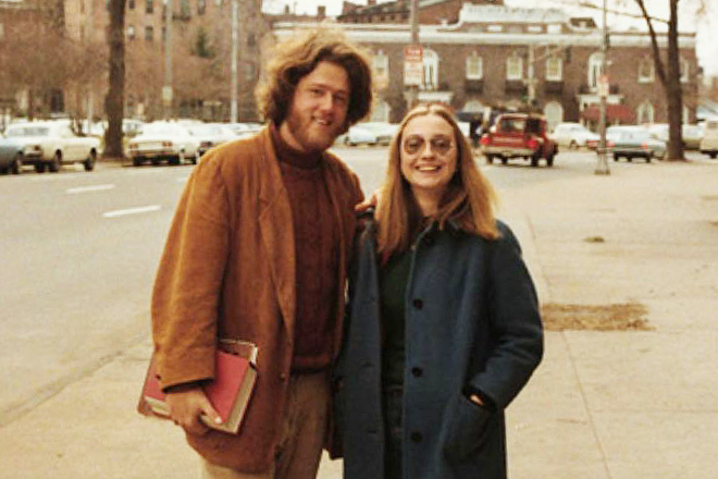 bill-hillary-clinton-yale-strike